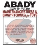 Abady Toy Dog Food