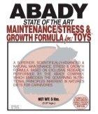 Abady Toy Dog Food