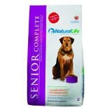 Natural Life Dog Food - Senior Dog Formula
