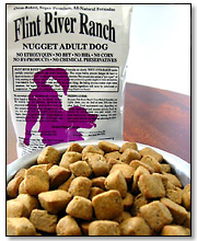 River Ranch Dog Food - Large Nugget