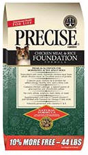 Precise Dog Food K-9 Foundation