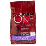 Purina One Dog Food - Senior Protection Formula