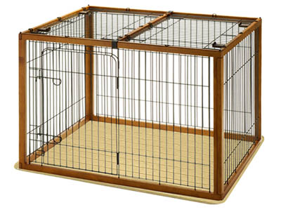 Wood Pet Pen 120-90 Combo