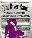 Flint River Dog Food - Nugget Formula