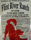 Flint River Dog Food - Senior Lite