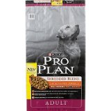 Pro Plan Dog Food - Shredded Blend Chicken and Rice