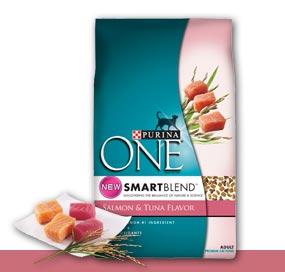 Purina One SmartBlend Pet Food
